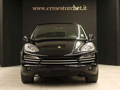 usata Porsche Cayenne 3.0 Diesel 250CV Platinum Edition - Italiana