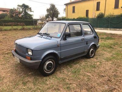 usata Fiat 126 FSM 1986
