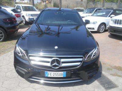 usata Mercedes E220 CDI AMG 194CV