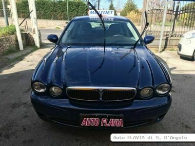 usata Jaguar X-type 2.0D cat Classic EU3