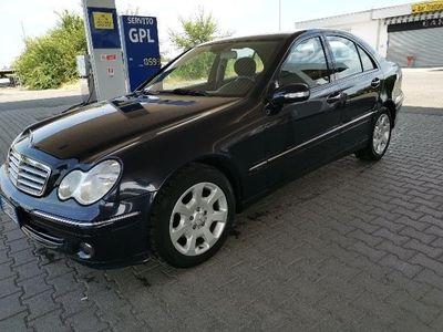 used Mercedes C220 CDI cat Elegance
