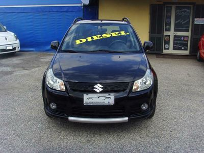 usata Suzuki SX4 1.6 DDiS 16v 90cv URBAN LINE KM CERTIFICATI