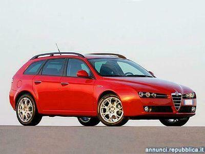 usata Alfa Romeo 159 2.0 JTDm 136 CV Sportwagon Distinctive Isola della Scala
