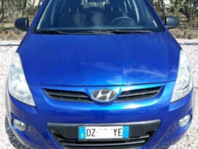 usata Hyundai i20 1.2 5p. BlueDrive GPL Comfort