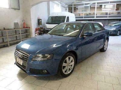 usata Audi A4 A42.0 TDI 170CV Berlina 4Porte Advanced Plus Euro5 Navigatore