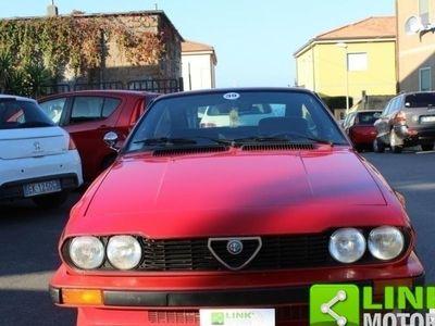 used Alfa Romeo Alfetta GT/GTV 2.0 Grand Prix Prezzo trattabile
