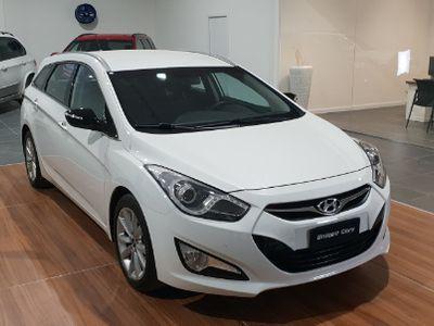 usata Hyundai i40 1.7 d bianco perlato garanzia hyundi