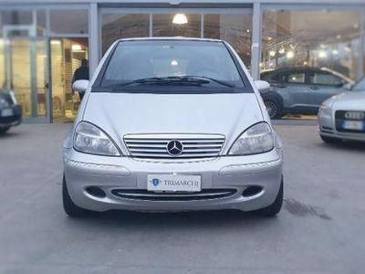 usata Mercedes A170 CDI cat Elegance Lunga