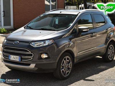 brugt Ford Ecosport 1.0 ecoboost Titanium s/ruot.esterna 125cv