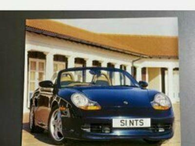 usata Porsche Boxster 2.5