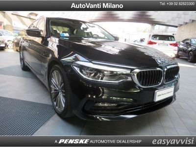 usata BMW 530 e Sport