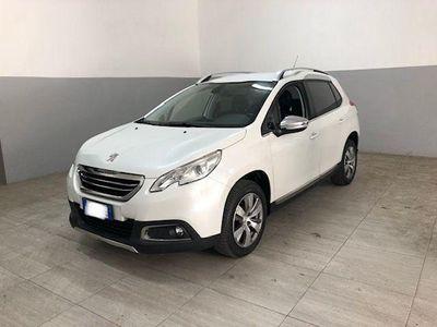 begagnad Peugeot 2008 2015 1.6 E-hdi 92 CV ALLURE+NAVI