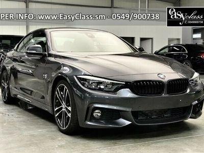 "usata BMW 420 d Cabrio Msport LED NAVI 19"" CRUISE"