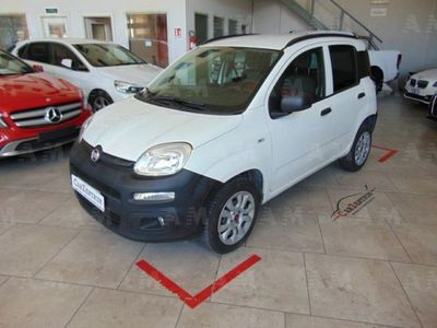 usata Fiat Panda 0.9 TwinAir Turbo Natural Power Pop Van 2 posti usato