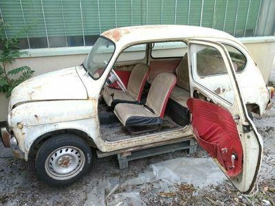 usata Fiat 600 epoca
