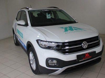 brugt VW T-Cross -