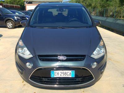 usata Ford S-MAX 2.0 TDCi 163CV Titanium