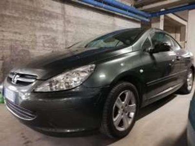 usata Peugeot 307 CC 1.6 16V Benzina