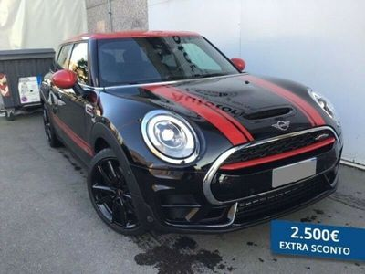 usata Mini John Cooper Works Clubman Clubman 2.0 Cooper Works all4 aut