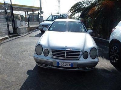 brugt Mercedes CLK200 CLK 200 MERCEDESCOUPE'