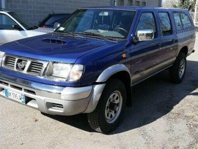 usata Nissan Navara pick up 2.5 td