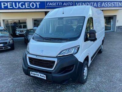 usata Peugeot Boxer 2.0 BlueHDi 163CV L2-H2 04/19 + IVA