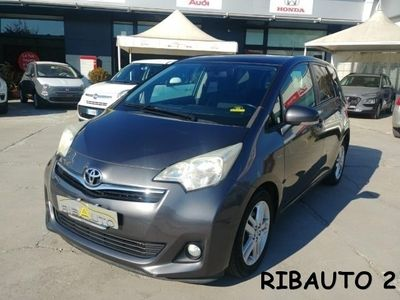 usata Toyota Verso-S 1.4D MMT Active