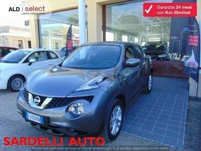 usata Nissan Juke 1.5 dCi Start&Stop Acenta usato