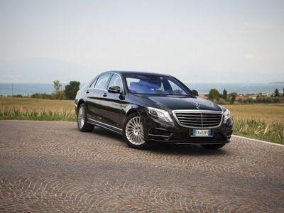 usata Mercedes S350 - amg line
