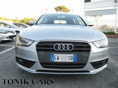 usata Audi A4 Avant 2.0 TDI 150 CV multitronic Advanced rif. 10714323