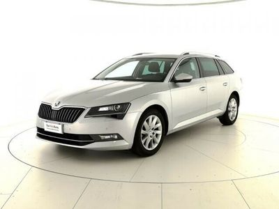 usata Skoda Superb 2.0 TDI SCR DSG Wagon Executive