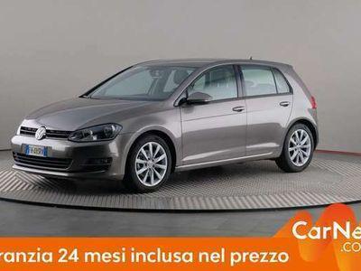 usata VW Golf 2.0 Tdi Bluemotion Dsg Executive
