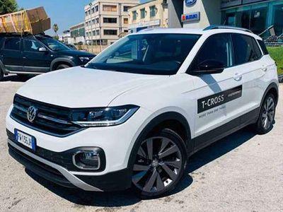 usata VW T-Cross - 1.0 TSI 115 CV First Edition BMT del 2019 usata a Ragusa