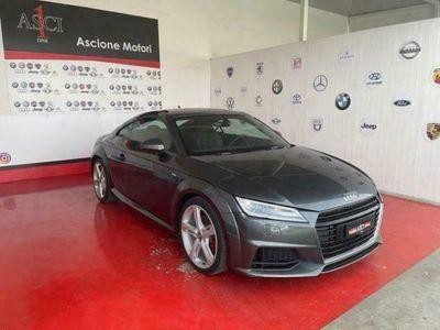 usata Audi TT Coupé 2.0 TDI ultra S line usato