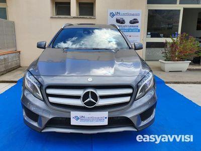 usata Mercedes GLA220 classed automatic premium diesel