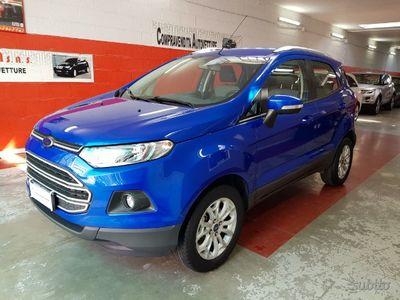 brugt Ford Ecosport - 2017
