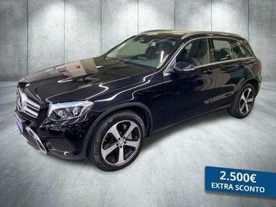 usata Mercedes GLC250 250 d Exclusive 4matic auto