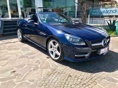usata Mercedes SLK250 CDI MANUALE!!! Premium AMG FULL OPTIONAL
