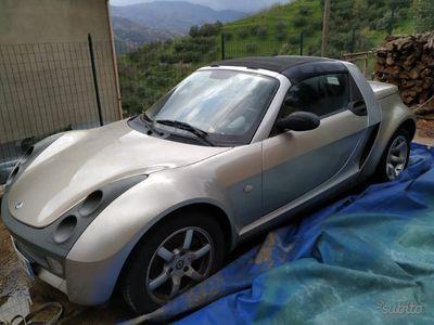 begagnad Smart Roadster - 2004