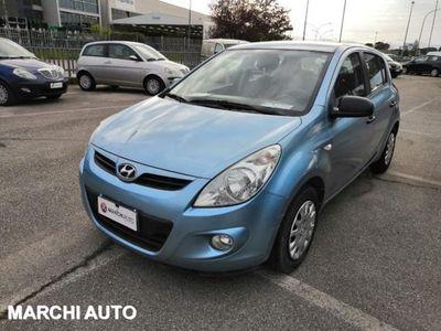 used Hyundai i20 1.2 5p. BlueDrive GPL Classic