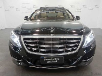begagnad Mercedes 500
