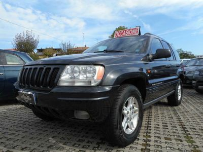 usata Jeep Grand Cherokee 4.7 V8 cat Limited -TETTO-GPL SCADENZA 2026!