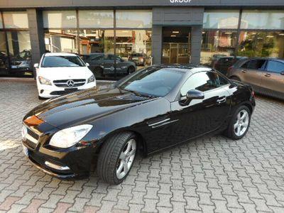 usata Mercedes SLK250 d SPORT CAMBIO AUTO 204 CV,CERCHI 17,CAPOTE ELETTR