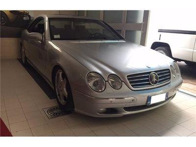 usata Mercedes CL500 ClasseCat Usato