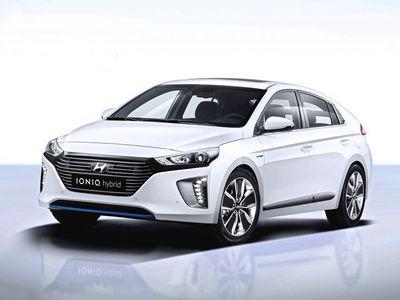 brugt Hyundai Ioniq 1.6 hybrid dct comfort elettrica/benzina
