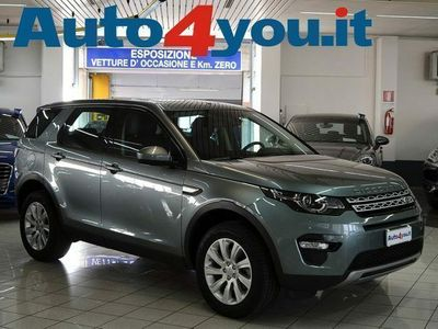 "usata Land Rover Discovery Sport 2.2 SD4 HSE ""Pelle-Na"