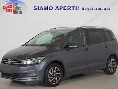 usata VW Touran Join TSI DSG 2019 1.5 B 150CV 7Aut 5P Grigio Benzina