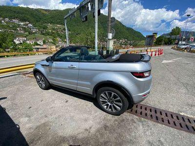 usata Land Rover Range Rover evoque 2.0 TD4 150 CV Conver