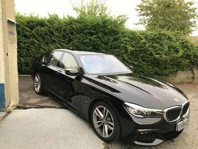 usata BMW 740 Serie 7 (G11/G12) Luxury Msport
