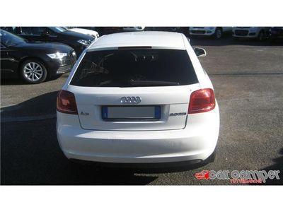 gebraucht Audi A3 usata del 2015 a Roma, Km 26.449